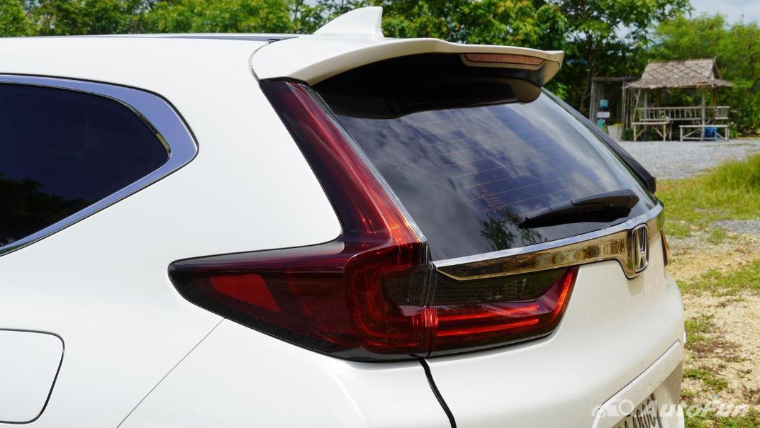 2020 Honda CR-V 2.4 ES 4WD Exterior 017