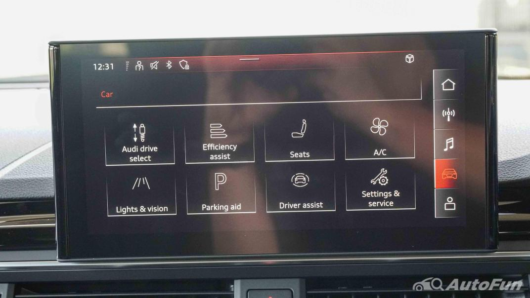 2020 Audi A4 Avant 2.0 45 TFSI Quattro S Line Black Edition Interior 021