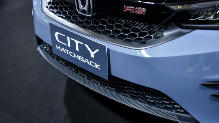 2021 Honda City Hatchback 1.0 Turbo RS Exterior 008