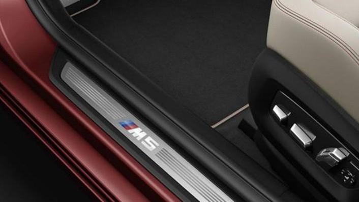 BMW M5-Sedan 2020 Interior 009