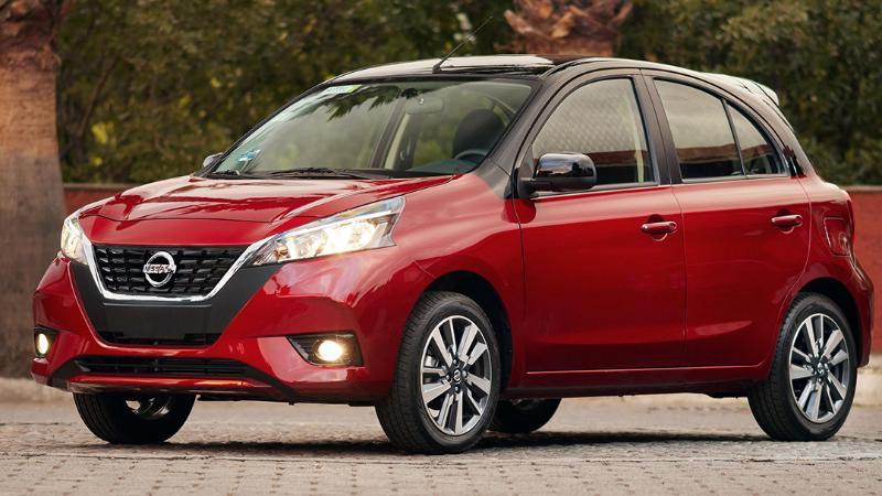 จะเอาแบบนี้! Nissan March โฉมเก่าแปลงหน้าใหม่คล้าย Almera ไฉไลกว่าเดิมเยอะ 02