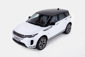 ชมคันจริง 2021 Range Rover Evoque Lafayette Edition ราคา 4.199 ล้านบาท แต่มีแค่ 3 คัน