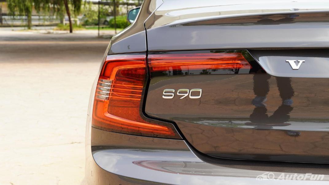 2021 Volvo S90 Recharge Exterior 019