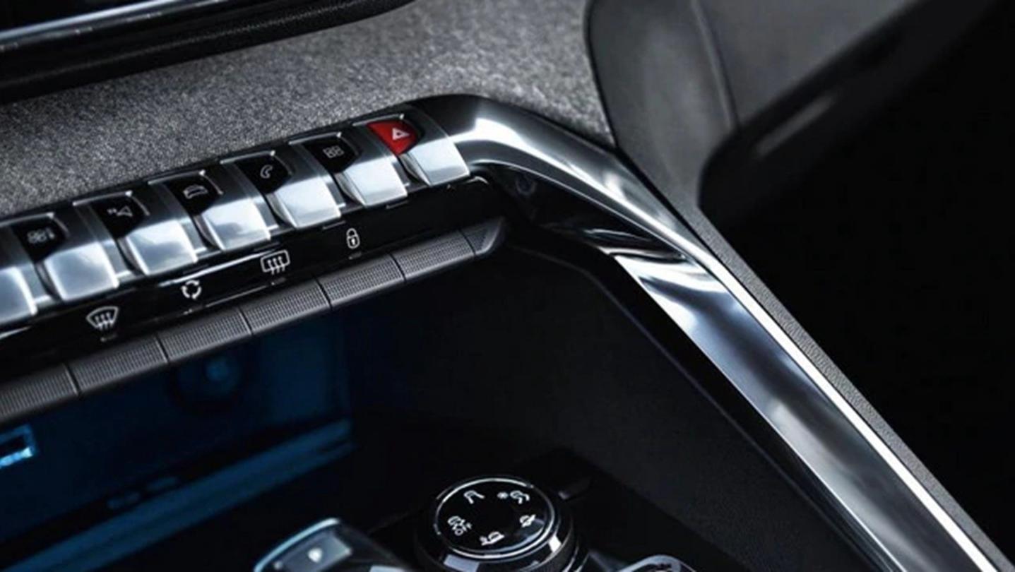 Peugeot 5008 2020 Interior 004