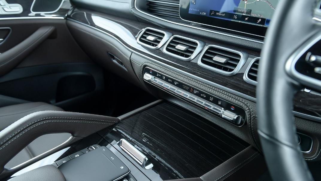 2021 Mercedes-Benz GLE-Class 350 de 4MATIC Exclusive Interior 107