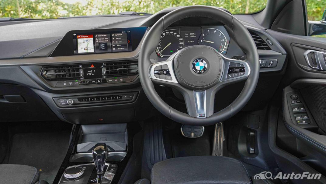 2020 1.5 BMW 2-Series-Gran Coupé 218i M Sport Interior 003