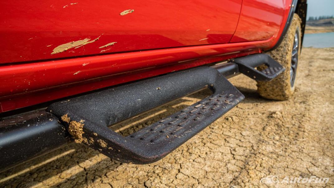 2021 Ford Ranger FX4 MAX Exterior 028