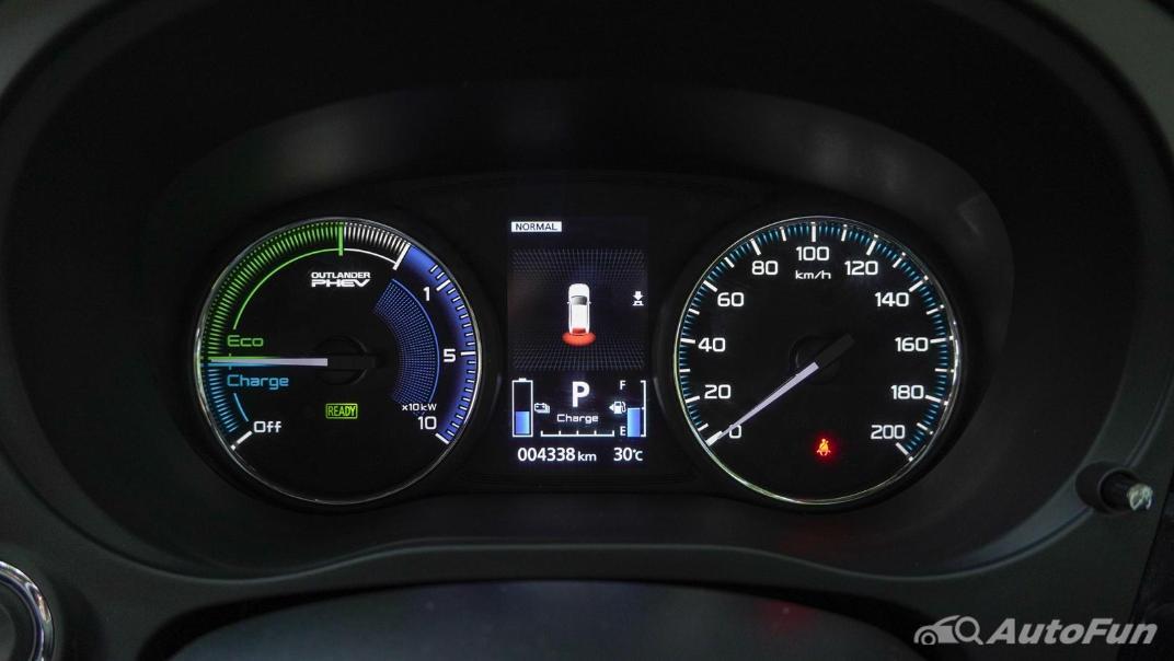 2021 Mitsubishi Outlander PHEV GT-Premium Interior 015