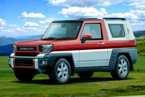 ถ้าหาก Daihatsu ทำรถมาแย่งลูกค้า Suzuki Jimny แต่เราคิดว่า คนไทยอาจจะไม่ค่อยสนใจหรอกนะ