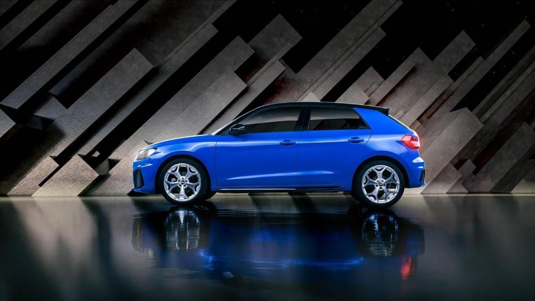 Audi A1 Sportback 2020 Exterior 011