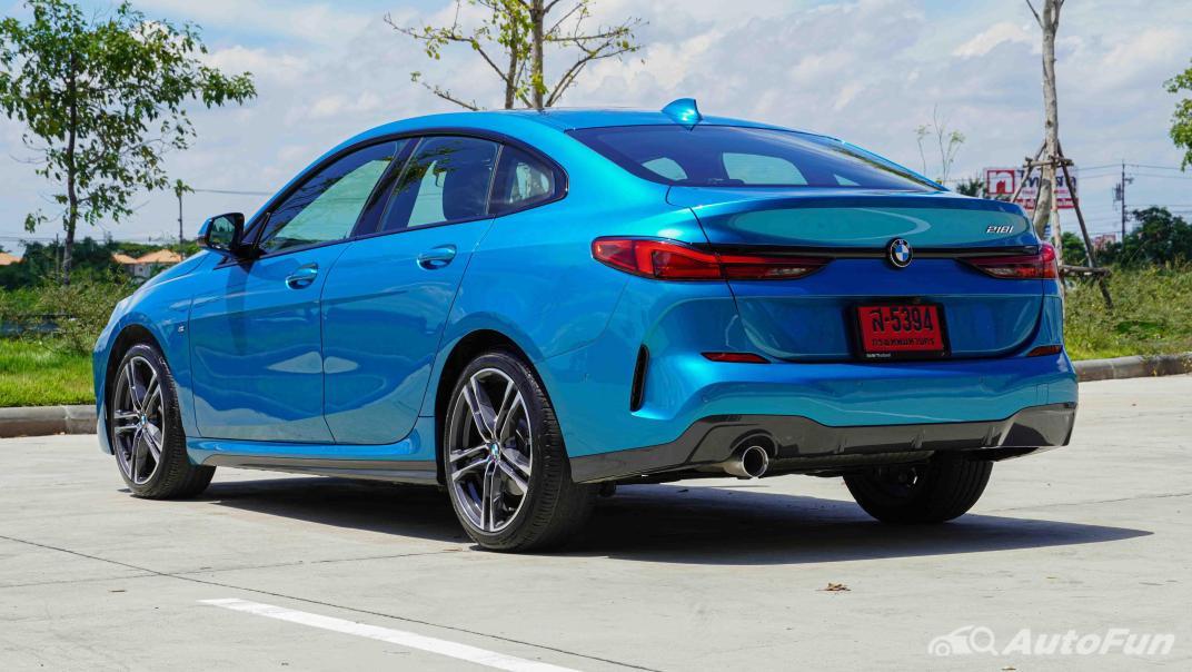2020 BMW 2-Series-Gran Coupé 1.5 218i M Sport Exterior 007