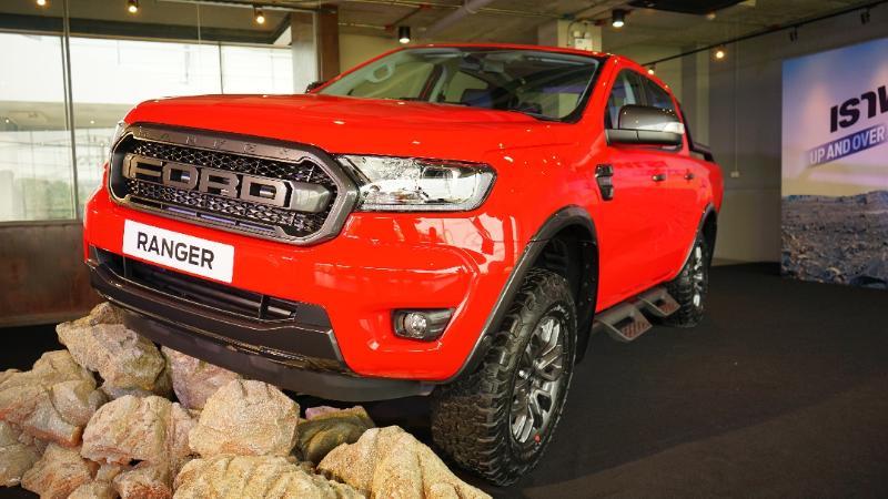 ชมคันจริง 2021 Ford Ranger FX4 max ราคา 1.189 ล้านบาท เทียบสเปค Wildtrak อย่างไม่เกรงใจ 02