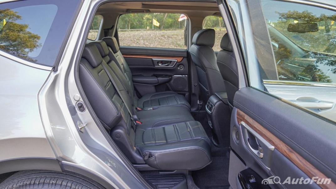 2020 1.6 Honda CR-V DT-EL 4WD Interior 040