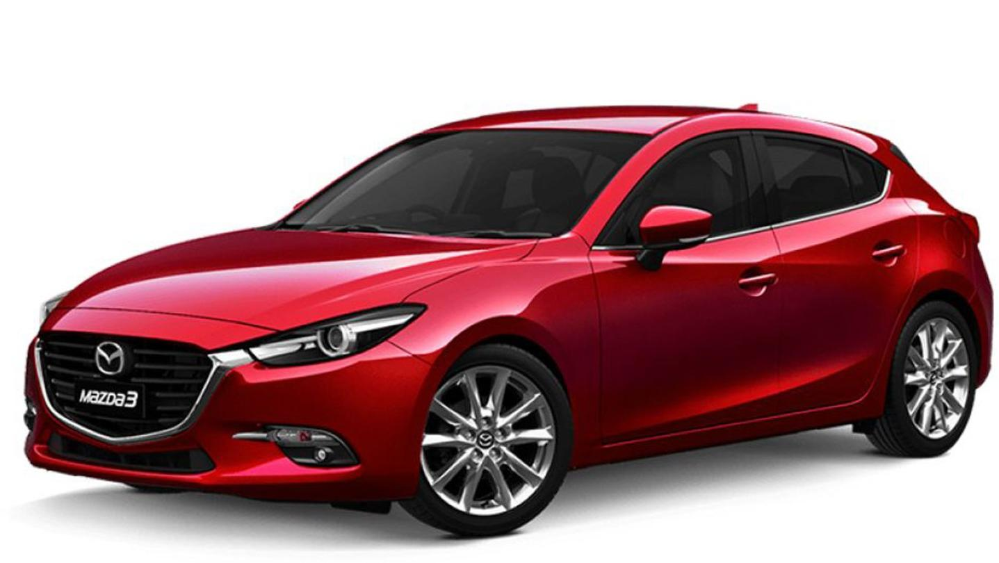 Mazda 3 Fastback 2020 Others 005