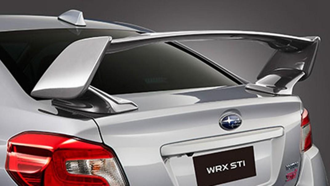 Subaru WRX-STI 2020 Exterior 008