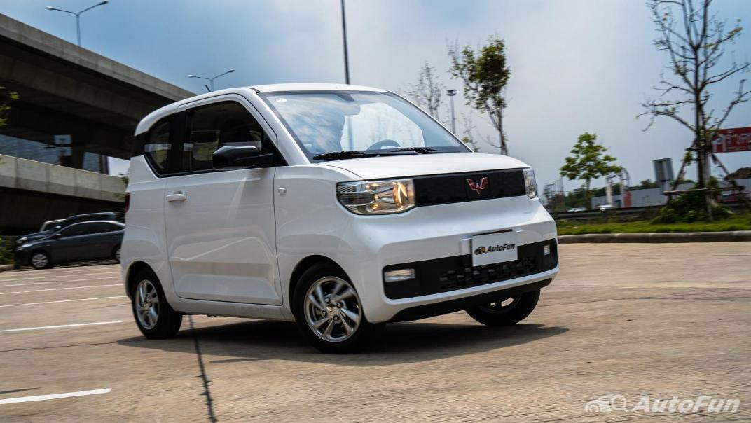2020 Wuling Mini EV Exterior 044