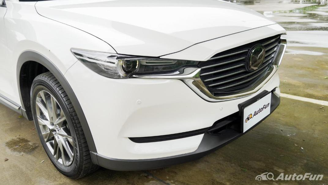 2020 Mazda CX-8 2.5 Skyactiv-G SP Exterior 013