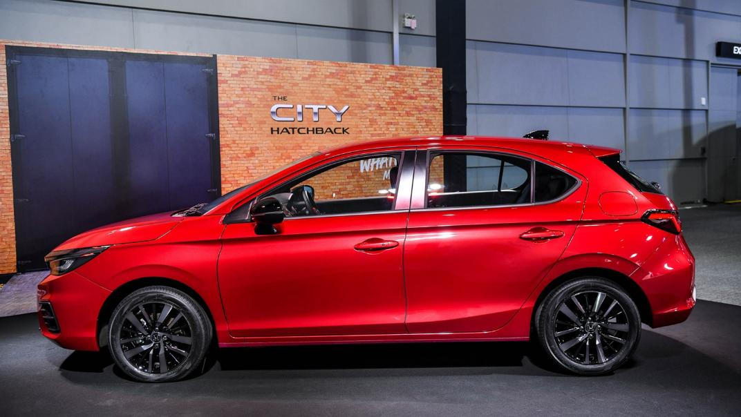 2021 Honda City Hatchback 1.0 Turbo RS Exterior 029