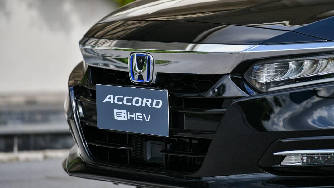 2021 Honda Accord 2.0L e:HEV EL+ Exterior 014