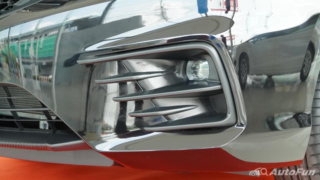 2021 Honda City Hatchback e:HEV RS Exterior 052