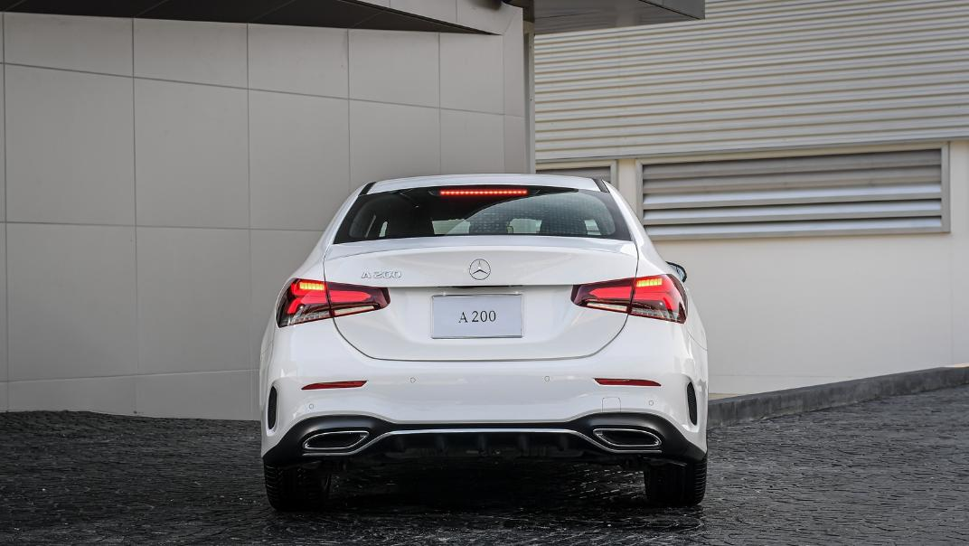 2021 Mercedes-Benz A-Class A 200 AMG Dynamic Exterior 005