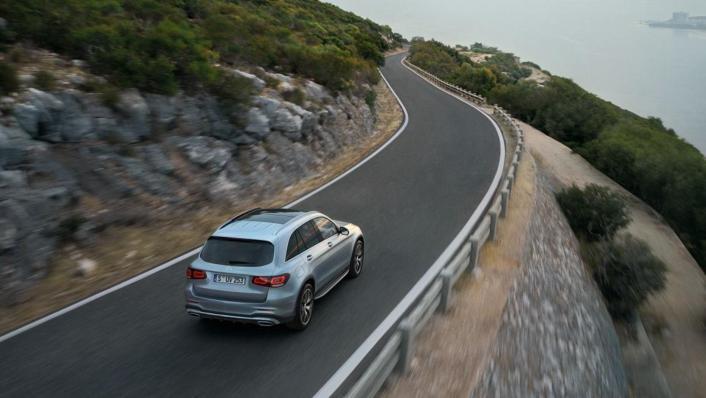 Mercedes-Benz GLC-Class Public 2020 Exterior 003