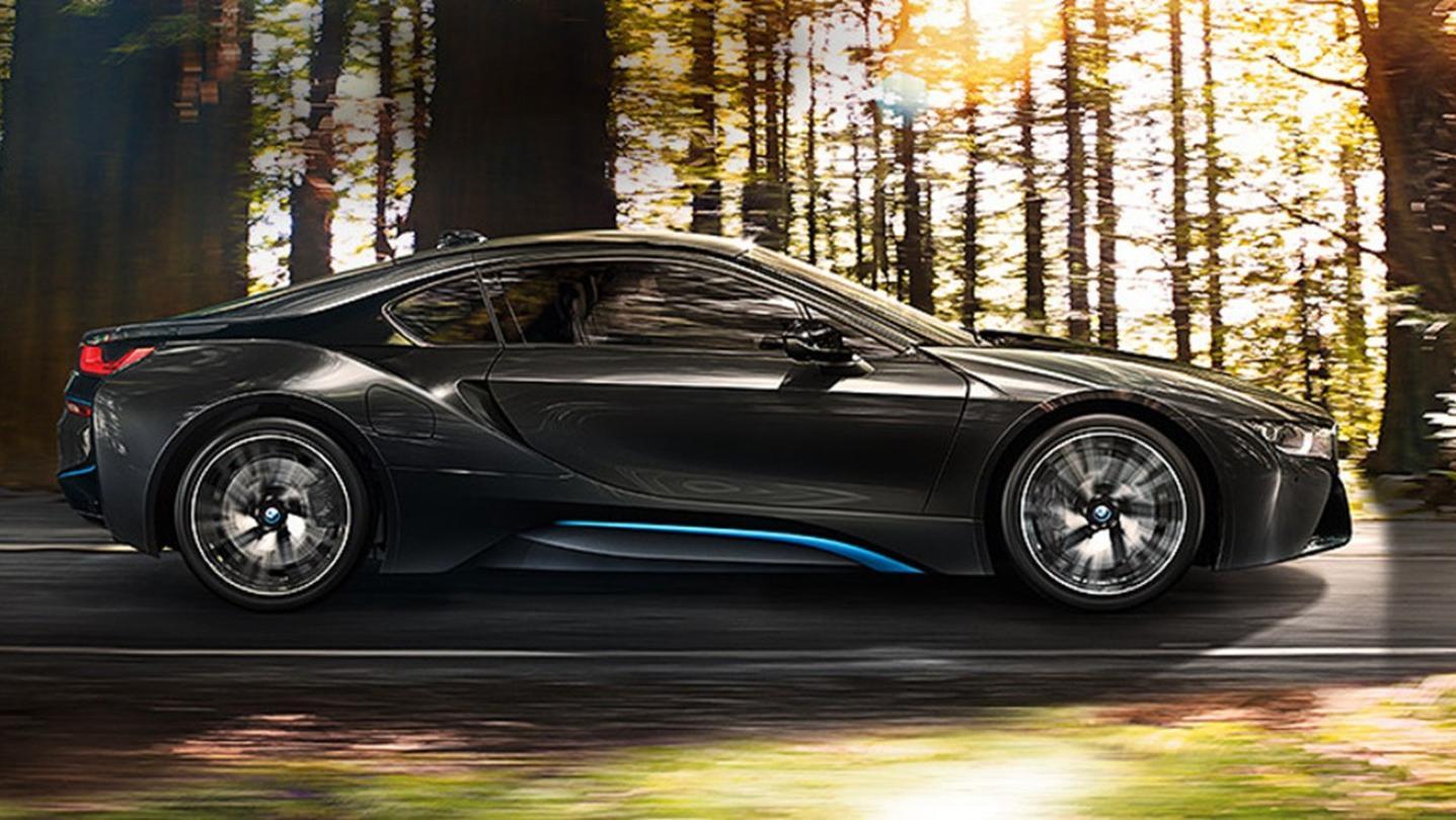 BMW I8 Public 2020 Exterior 006