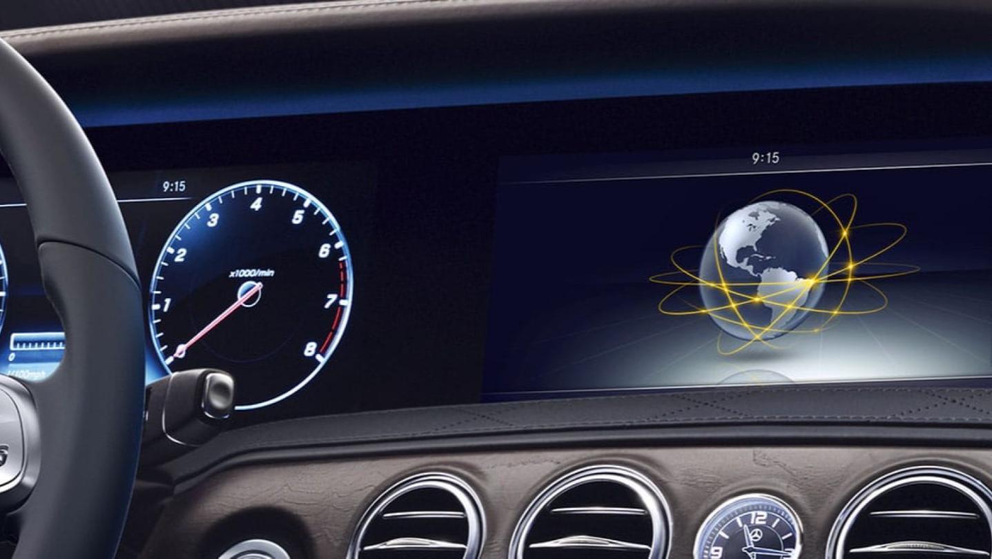 Mercedes-Benz S-Class 2020 Interior 012