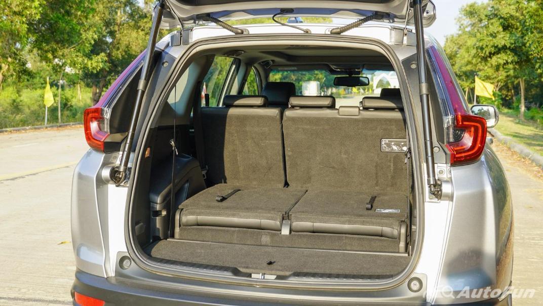 2020 1.6 Honda CR-V DT-EL 4WD Interior 069