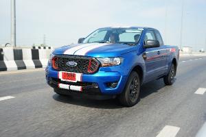 Review : Ford Ranger XL Street เกิดมาแต่ง ขายแข่ง Isuzu และ Toyota จับเทียบให้รู้กันไป