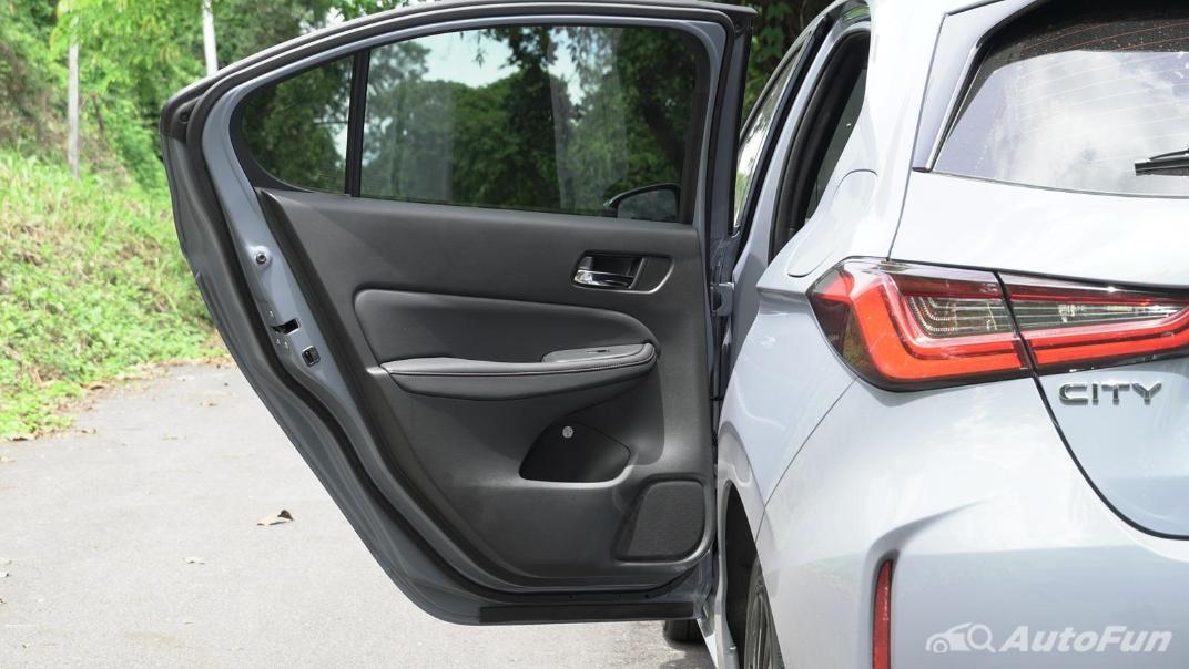 2021 Honda City Hatchback e:HEV RS Interior 044