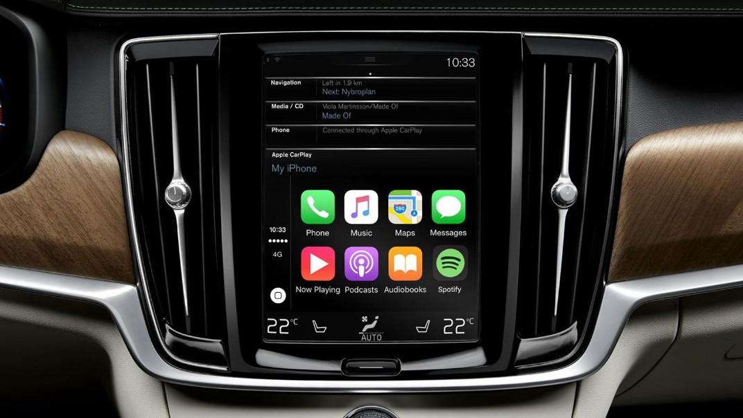Volvo S90 2020 Interior 011