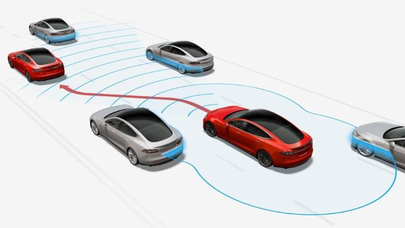 เพิ่มความปลอดภัย!!! Tesla ปรับ Model 3 และ Model Y ใช้ระบบขับเคลื่อนอัตโนมัติจากกล้องแทนการใช้เรดาห์ 02