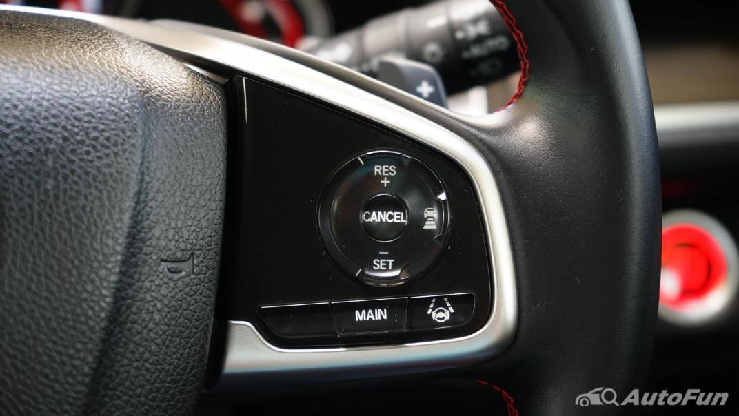 2020 Honda Civic 1.5 Turbo RS Interior 007