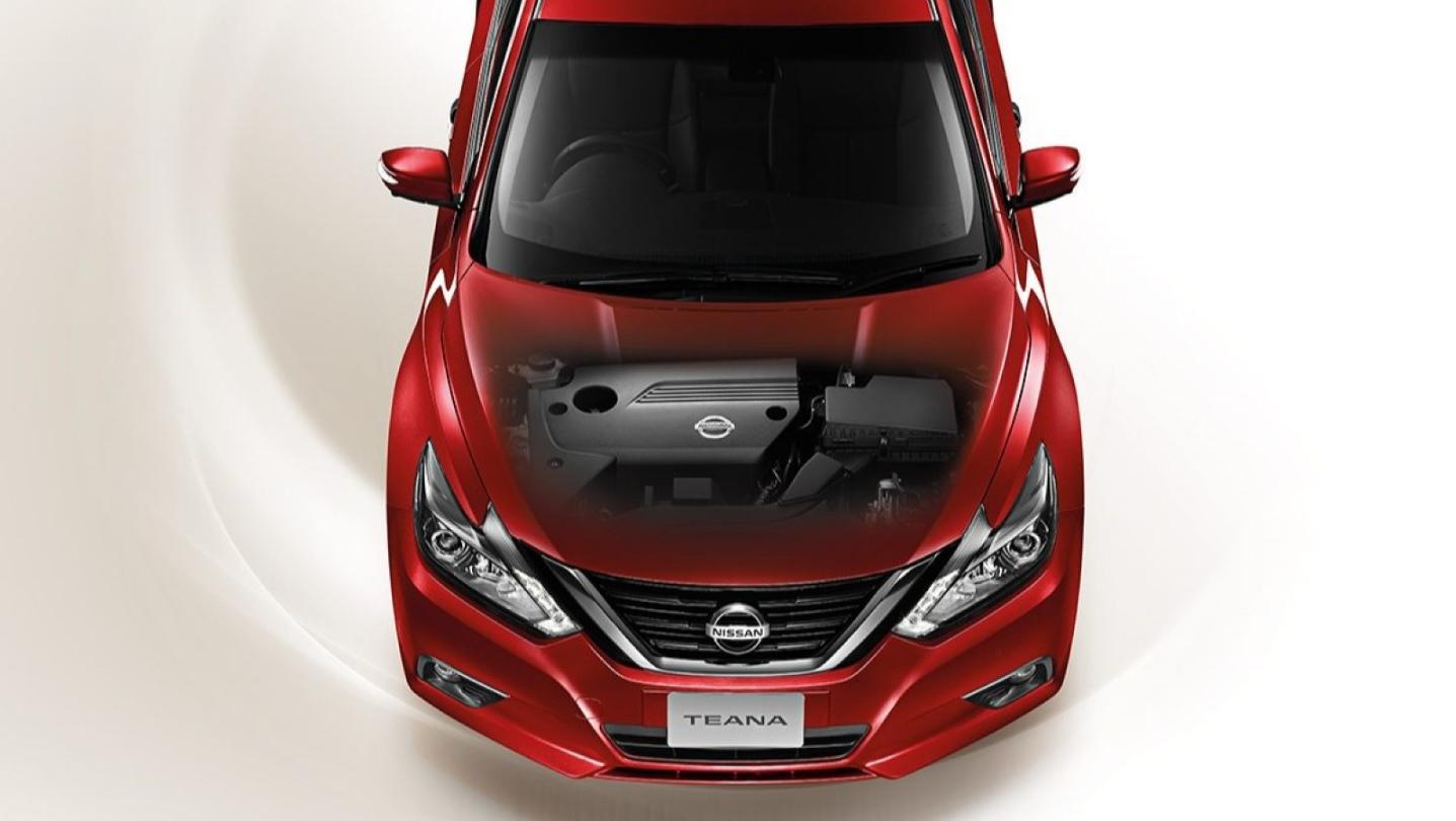Nissan Teana 2020 Exterior 004
