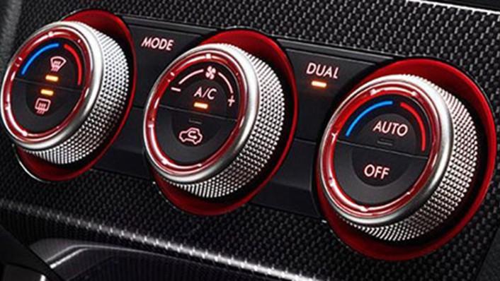 Subaru WRX-STI Public 2020 Interior 004