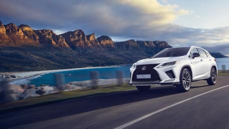 2021 Lexus RX 3.5 350 F Sport ราคารถ, รีวิว, สเปค, รูปภาพรถในประเทศไทย | AutoFun