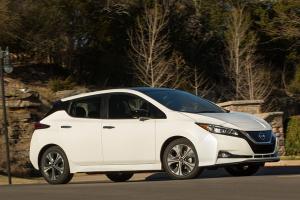 2021 Nissan Leaf เปิดตัวเครื่องยนต์ 2 รุ่น คาดเข้าไทยแบบหงอย ๆ ปีนี้
