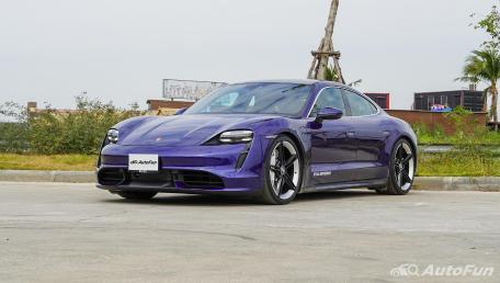 รูปภาพ Porsche Taycan