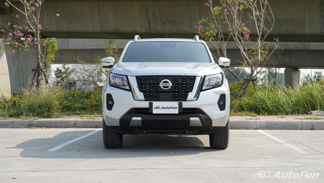 2021 Nissan Navara Double Cab 2.3 4WD VL 7AT Exterior 002