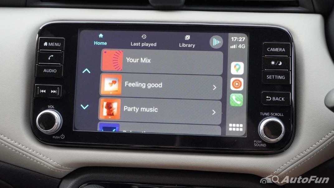 2020 Nissan Almera 1.0 Turbo VL CVT Interior 021