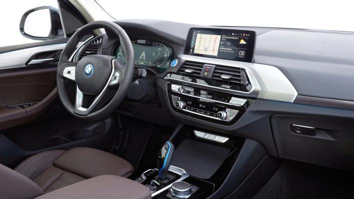 2021 BMW iX3 M Sport Interior 004