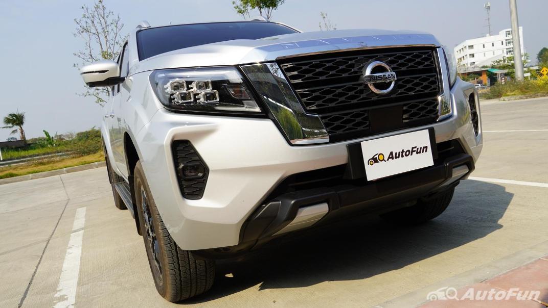2021 Nissan Navara Double Cab 2.3 4WD VL 7AT Exterior 009