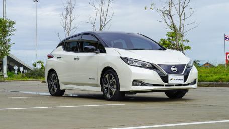 2021 Nissan Leaf Electric ราคารถ, รีวิว, สเปค, รูปภาพรถในประเทศไทย | AutoFun