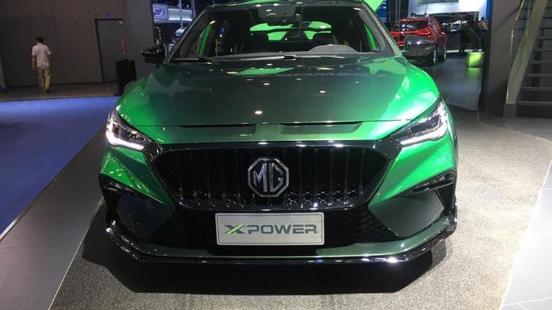 MG6 XPower 2020 ต้นแบบตัวแข่ง 350 แรงม้า ใส่พาร์ทเต็มยศ พร้อมซิ่งเต็มที่ 02