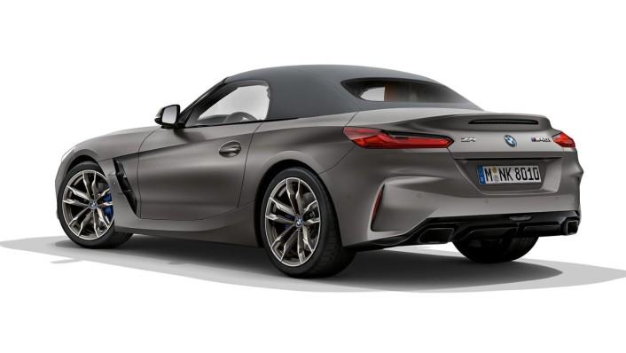 BMW Z4 Roadster 2020 Exterior 001