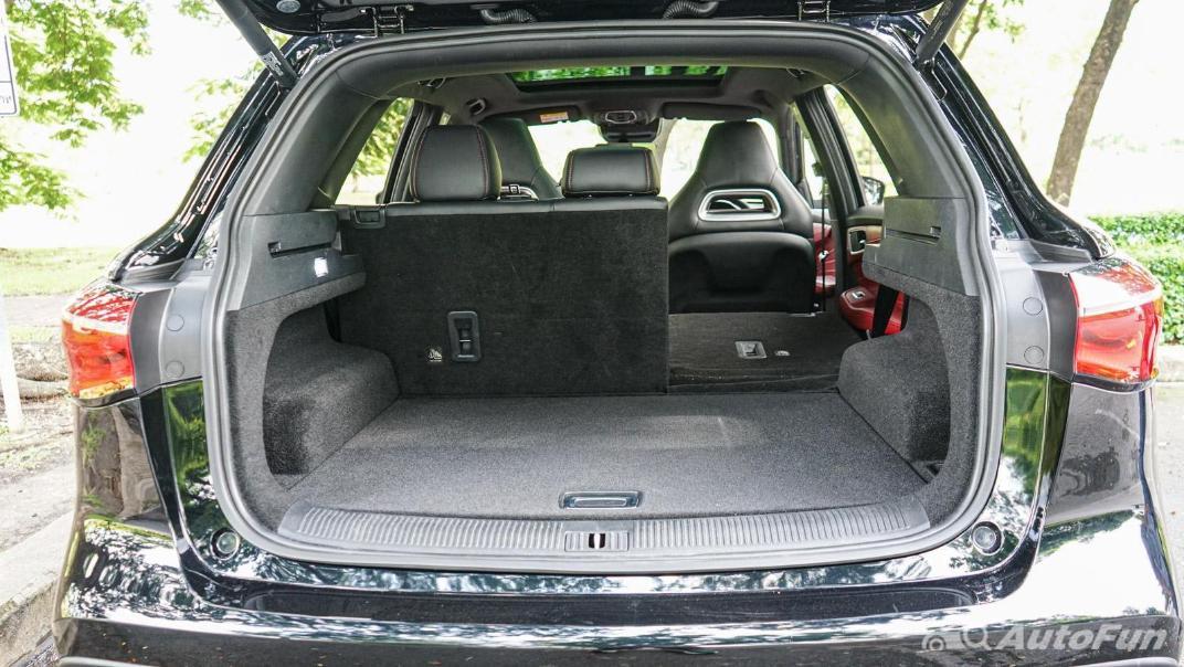 2020 MG HS 1.5 Turbo X Interior 070