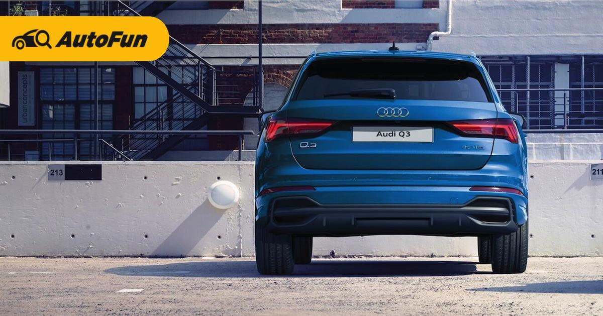 Review: Audi Q3 ครอสโอเวอร์สุดพรีเมี่ยม 01