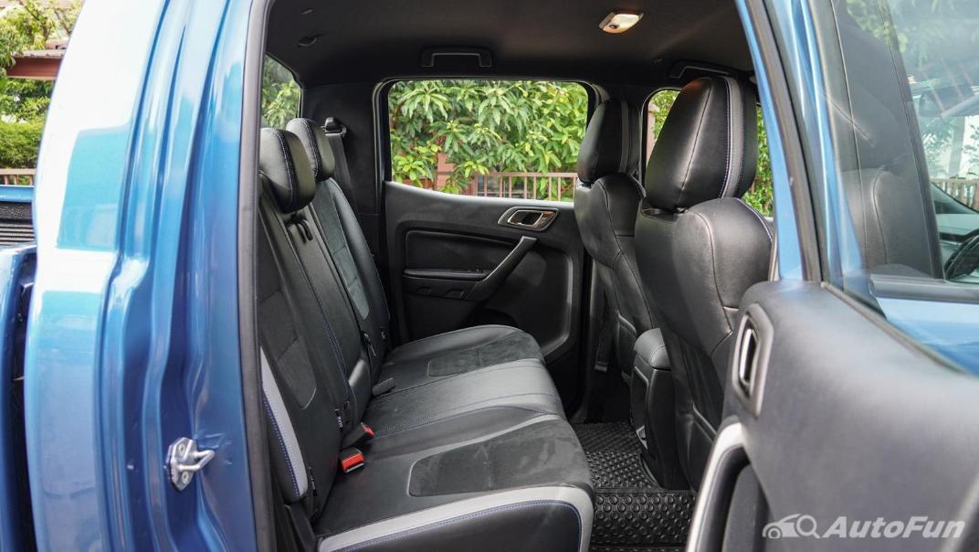 Ford Ranger Raptor 2.0L EcoBlue Interior 054