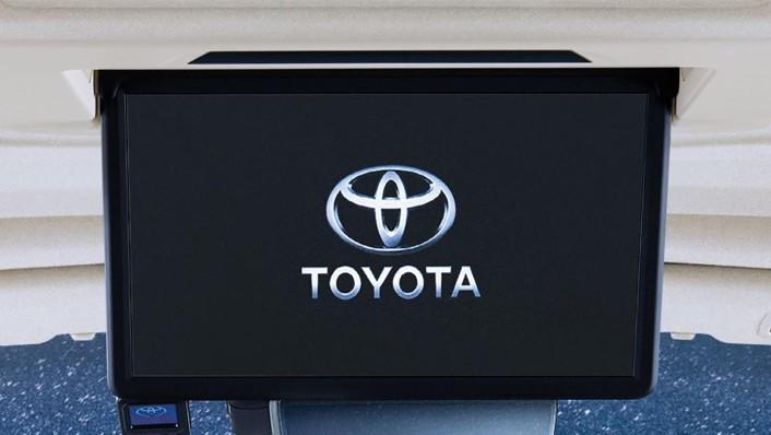 Toyota Alphard 2020 Interior 004